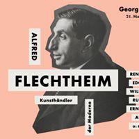 TweetUpTuesday zur Ausstellung Alfred Flechtheim im GKM