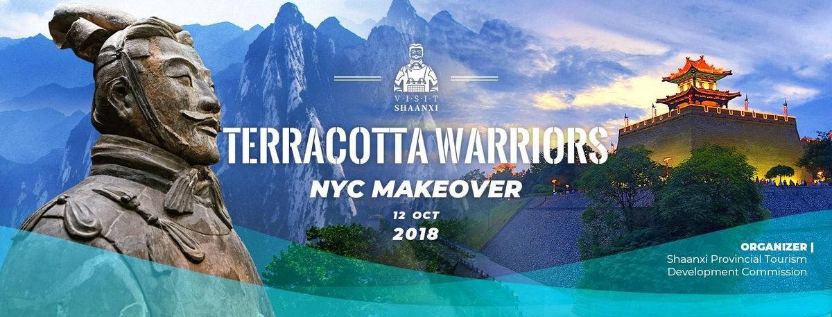 Free Terracotta Warriors Makeover Event