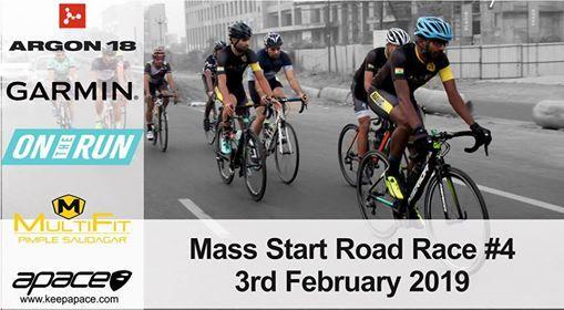 Mass Start Road Race 4 CC - Khandala MIDC - Khed Shivapur