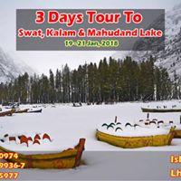 3 Days Snowy Trip to Swat Malam Jabba Kalam &amp Mahodand Lake