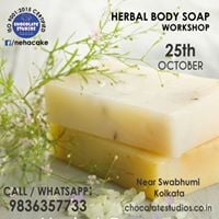 HERBAL BODY SOAP WORKSHOP