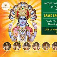 Grand Group Dashavatar Homa