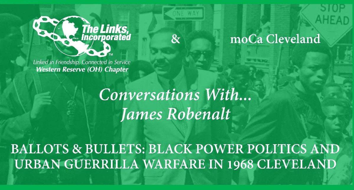 Conversations with... James Robenalt