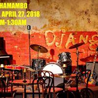 La Pachamambo at The Django