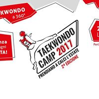 Taekwondo Camp 2017 &quotprendiamo a calci lestate&quot 2 Edizione