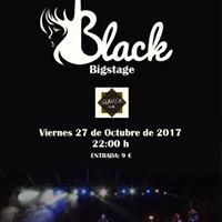 BLACK Big-Stage