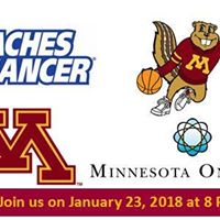 Minnesota Oncology Coaches vs Cancer Night