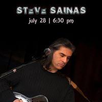 Blues Steve Sainas