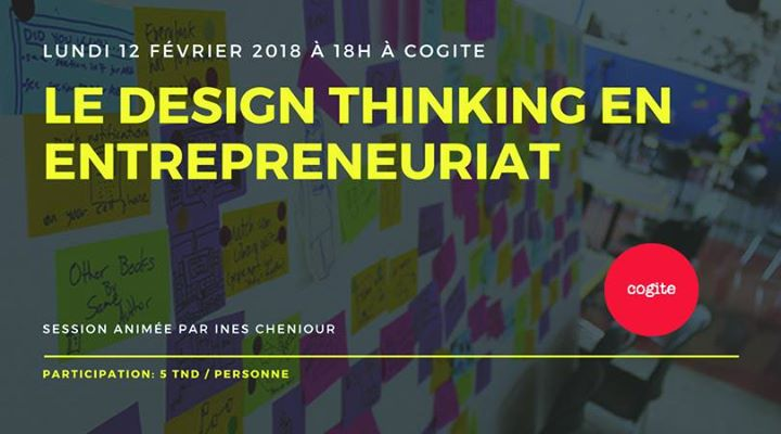 Le Design Thinking en Entrepreneuriat