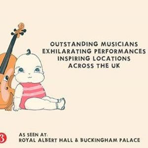 Oxford Centre - Bach to Baby Family Concert