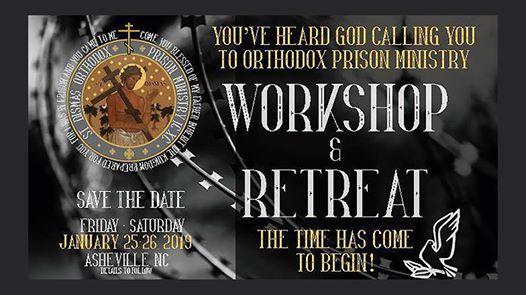 Orthodox Prson Ministry Workshop and Retreat