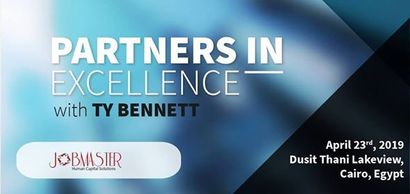 Partners In Excellence with Ty Bennett