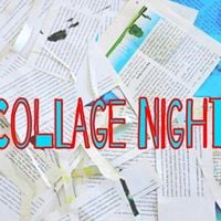 Collage and Holiday Craft Night