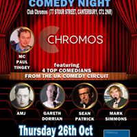 Donations With A Difference Charity Comedy Night