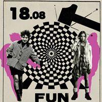 FUN FUN FUN with Kinkle &amp Elodie