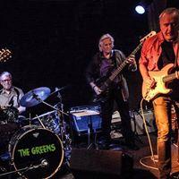 Konsert med The Greens p Kulturpuben Lillestrm