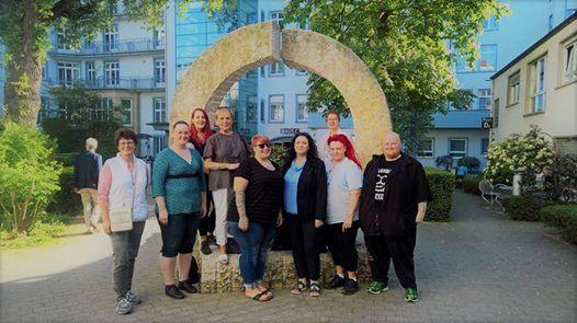 Treffen der Adipositas ShG Frankfurt Sachsenhausen