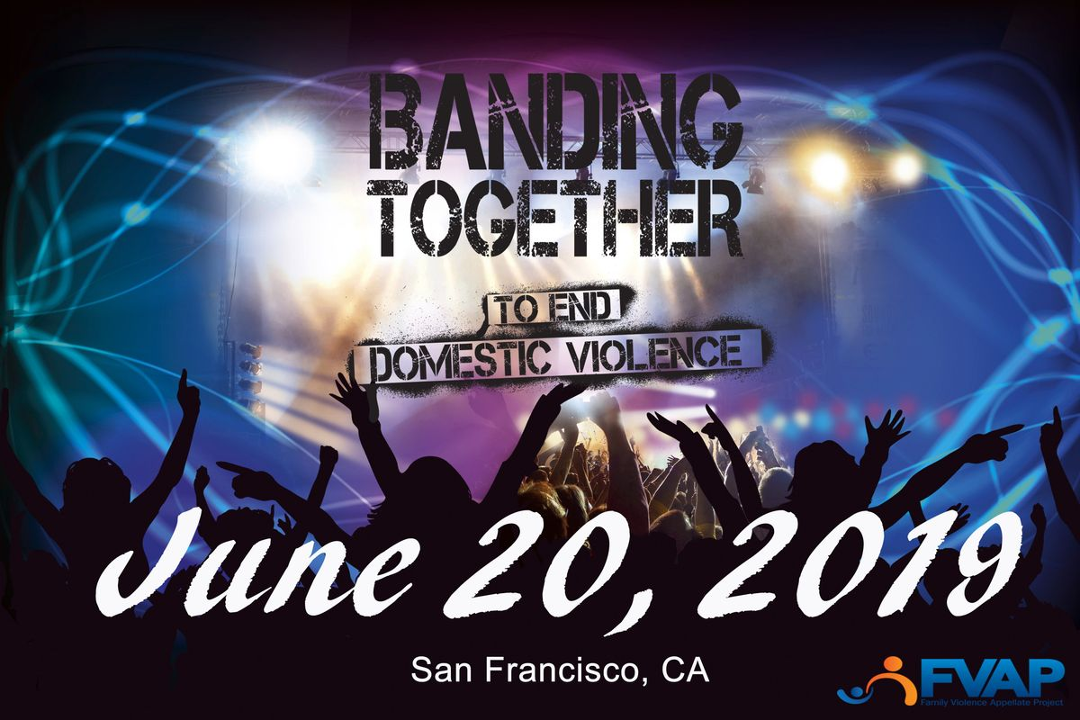 Banding Together to End Domestic Violence 2019