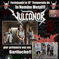 Festejo 10 Temporada In Nomine Metal