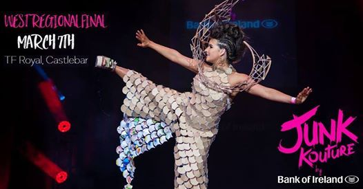 West Regional Final Bank of Ireland Junk Kouture 2019