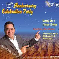 6th Anniversary Party DJ &amp 500 Door Prizes