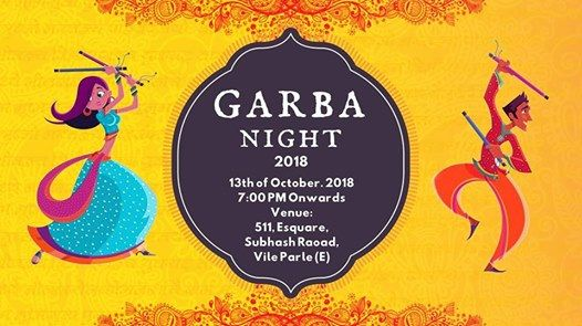 Garba Night 2018