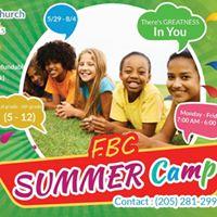 Fellowship Bible Church Summer Camp
