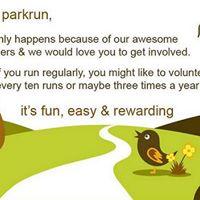 Pollok parkrun - Volunteer Takeover