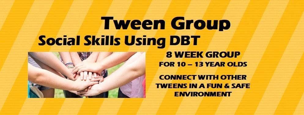 Tween DBT Social Skills Group