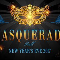 Masquerade Ball New Years Eve 2017