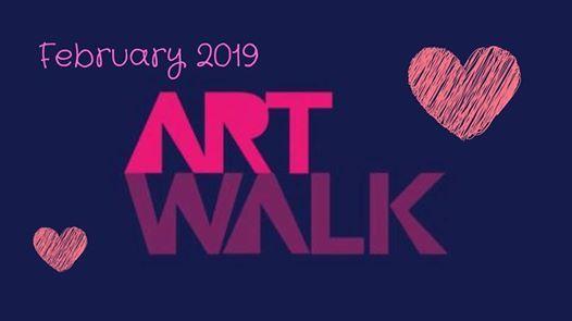 February ArtWalk