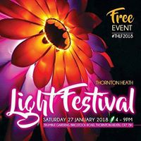 Thornton Heath Light Festival