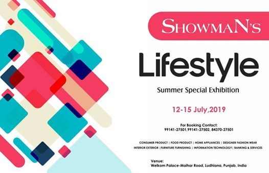 Showmans Lifestyle Exhibition