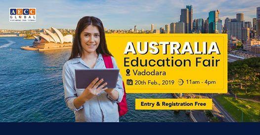 Australia Education Fair - Vadodara