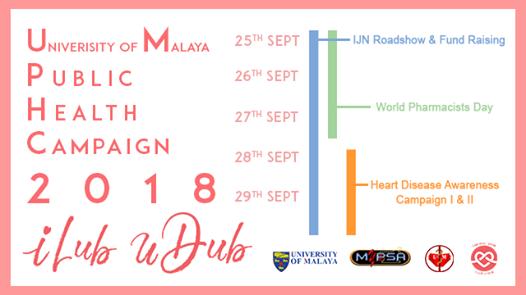 Heart Disease Awareness Campaign I
