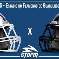 So Paulo Storm vs Corinthians Steamrollers