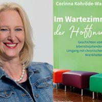 Im Wartezimmer der Hoffnung - Freitagslesung mit Corinna Kohrde