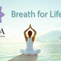 Breath for Life - Pranayama &amp Mindfulness Meditation Workshop