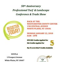 New York State Turf and Landscape Conference and Trade Show