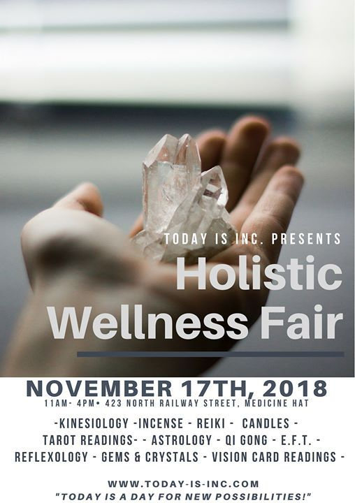 Holistic Wellness Fair