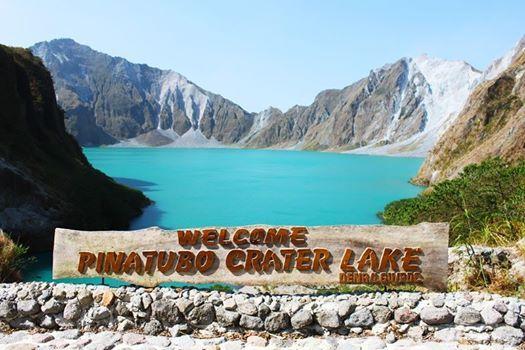 Amazing Mt Pinatubo