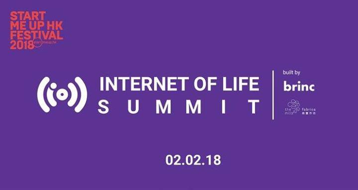 Internet Of Life Summit