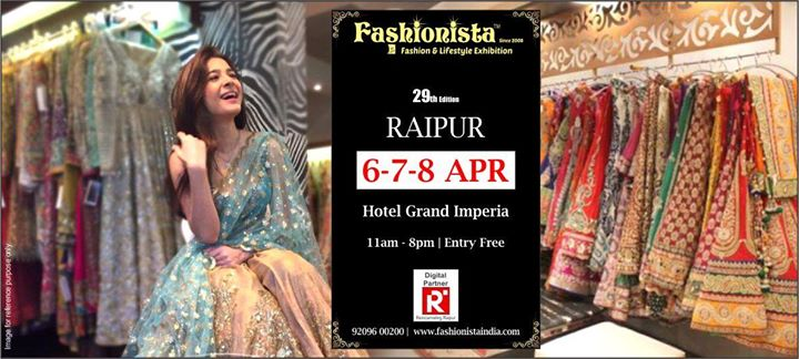 Fashionista Fashion & Lifestyle Exhibition - Raipur