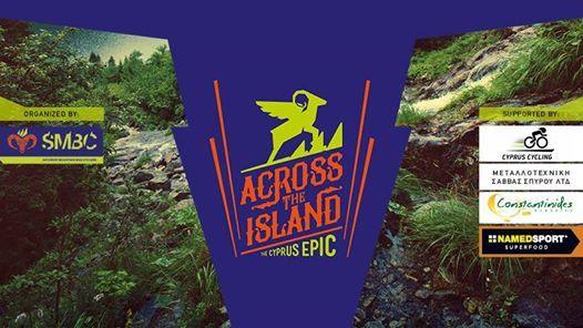 Across The Island 2018 - The Cyprus Epic