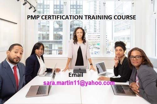 PMP (Project Management) Certification Exam Preparation in Columbia SC