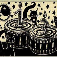 13th Anniversary Party Extravaganza