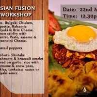Asian Fusion Workshop