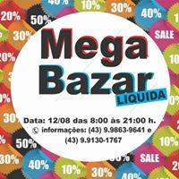 Mega Bazar Liquida