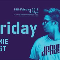 Social Friday ft. Johnnie Ernest at Odeon Social