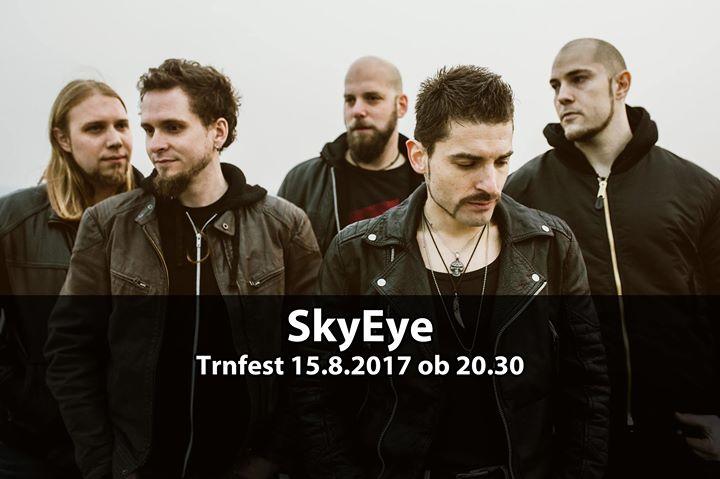 Koncert SkyEye na Trnfestu